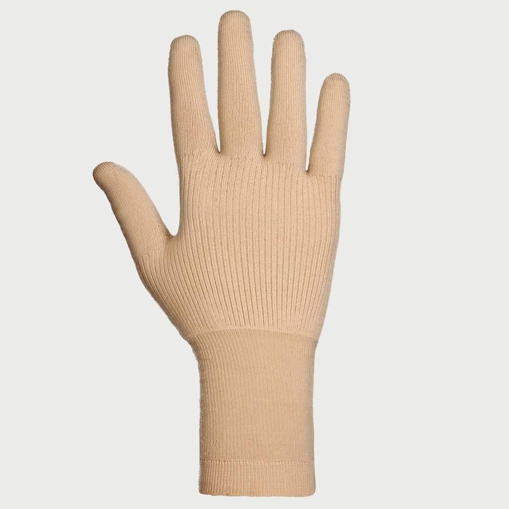 mainat bileğe kadar parmaklı eldiven