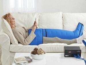 8 bölmeli bio abdominal bacak kompresyon giysisi