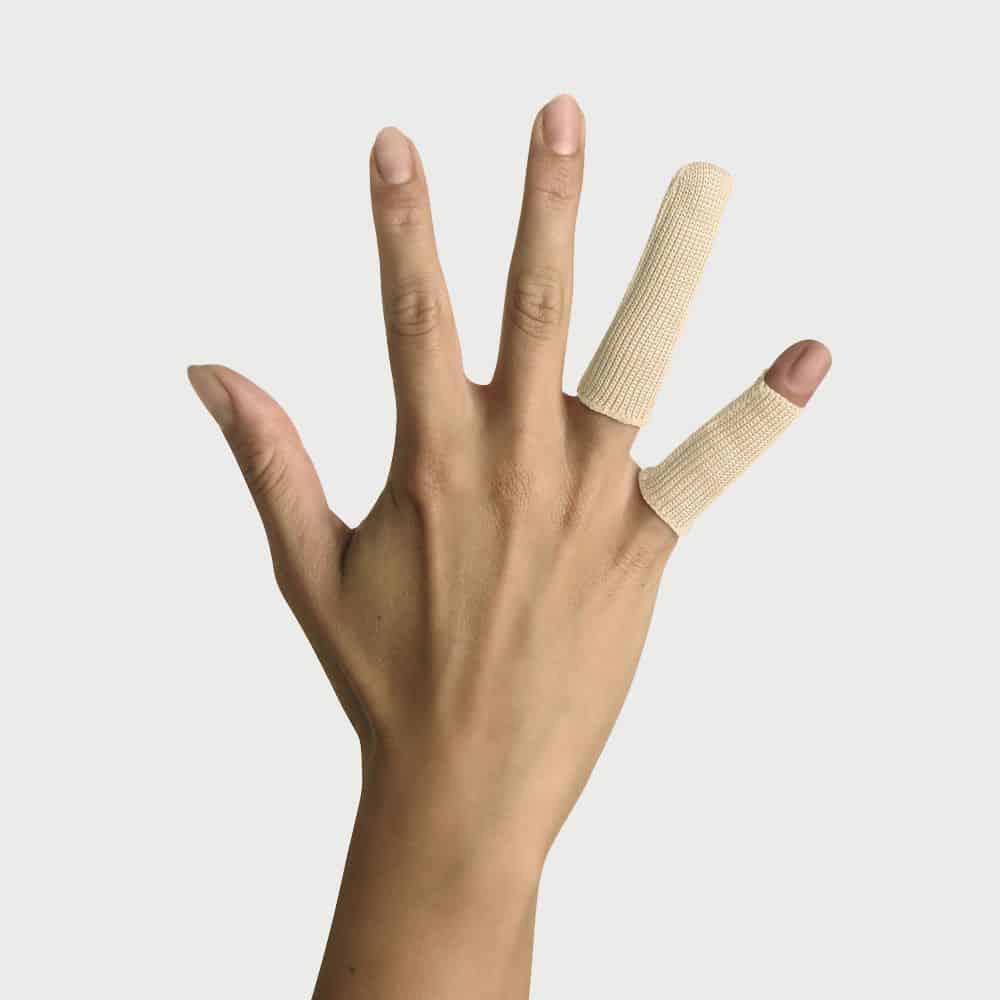 mainat tek parmaklik el için