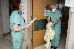 Hastane Dışında Enfeksiyon Kontrolü
