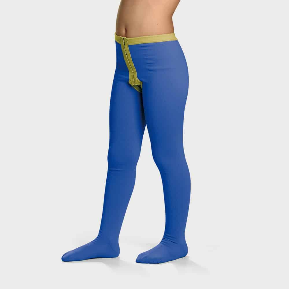 Yanık Bası Çorabı Çocuk Pantolonu JM-009