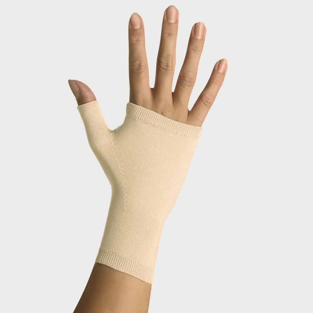 Yanık Bası Eldiveni Baş Parmaklı JM-006