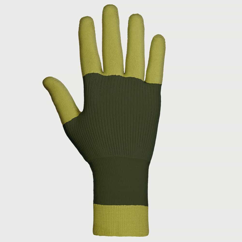 Parmaklı Yanık Bası Eldiveni JM-016