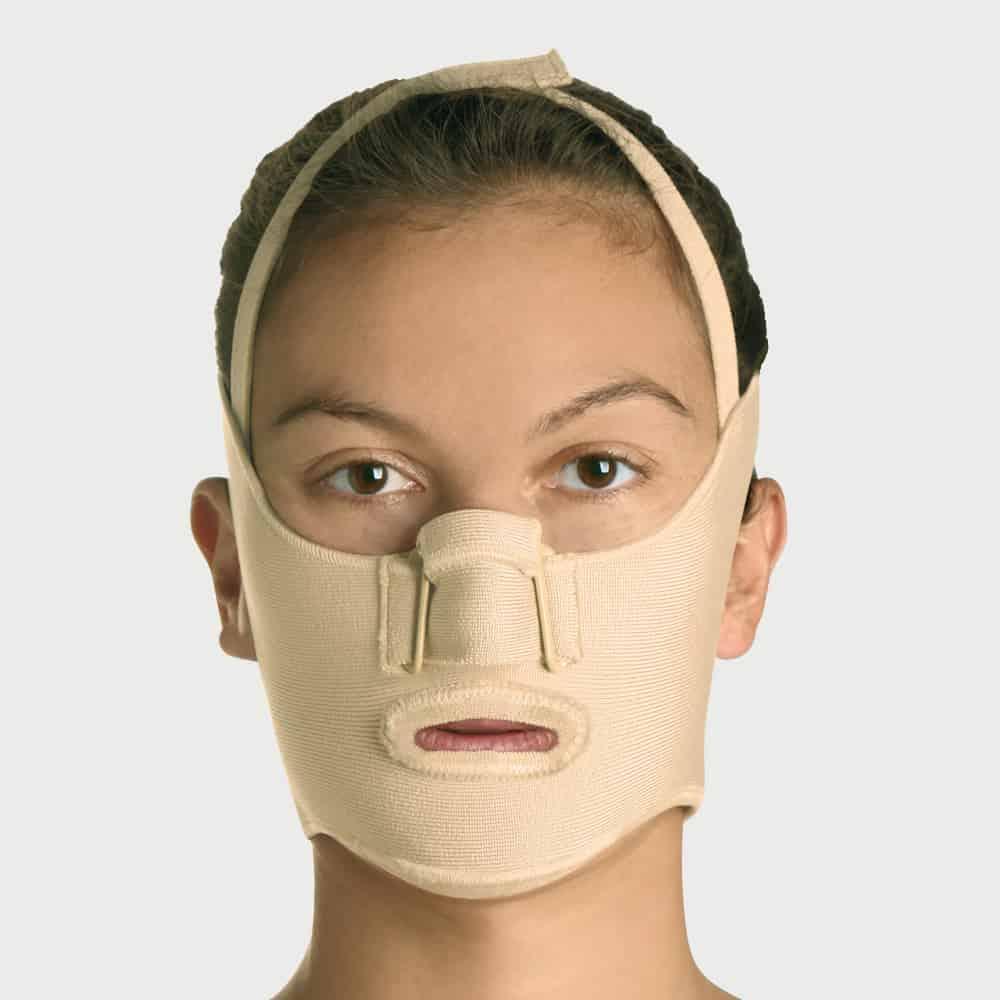 Yanık Bası Maskesi JM-026-A Alınsız