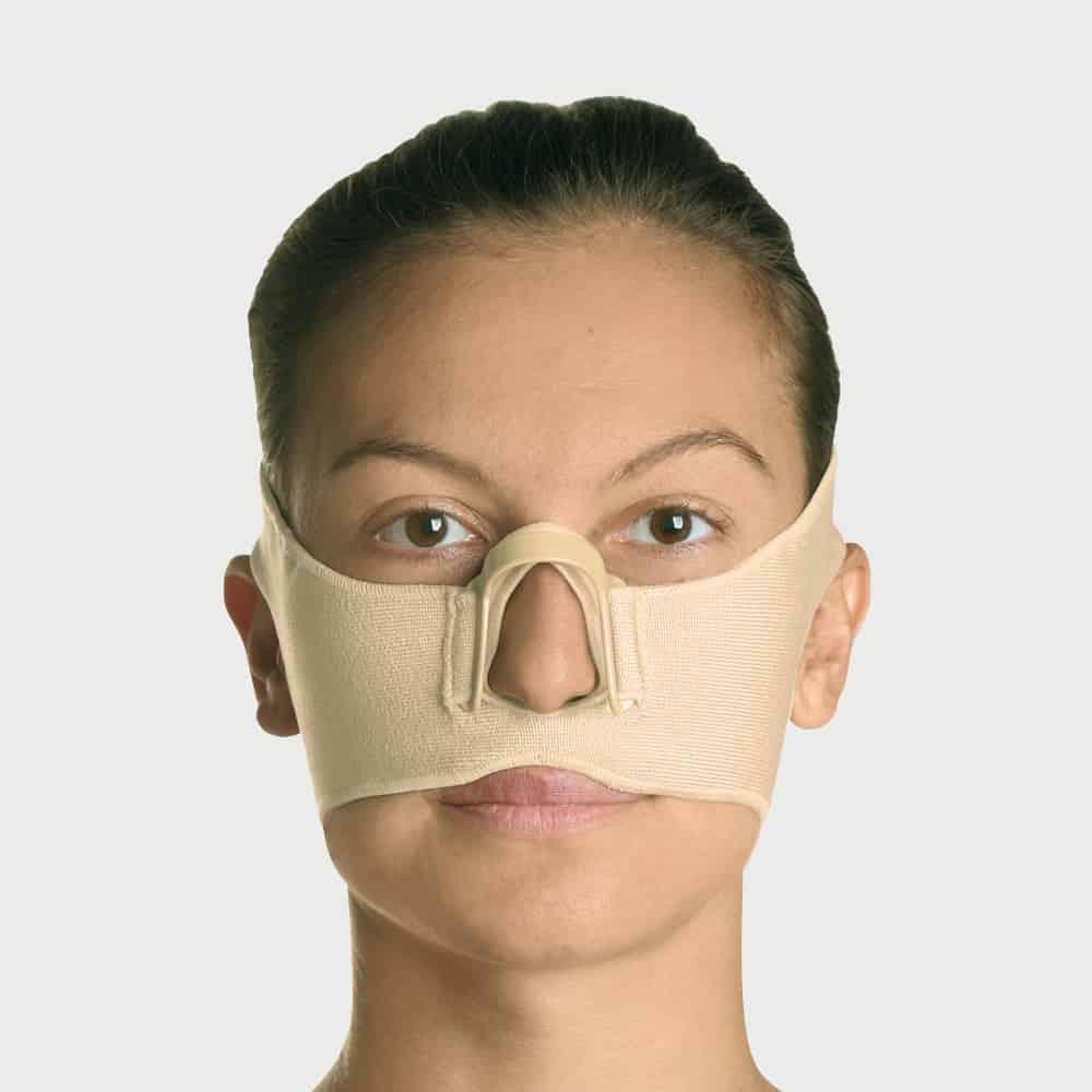 Yanık Maskesi Jm-025 Yarım Ön Yüz