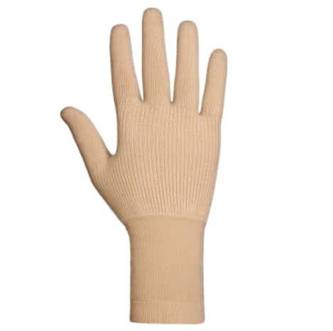 parmaklı yanık bası eldiveni