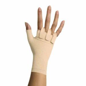 yanık bası eldiveni